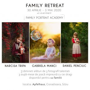 Family Portrait Academy - Retreat