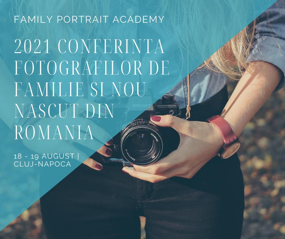 Family Portrait Academy 2021